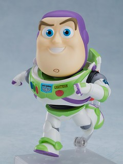 【官圖&販售資訊更新】黏土人系列《玩具總動員》「巴斯光年 DX版本/一般版本」情報公開!ねんどろいど バズ・ライトイヤー スタンダードVer.