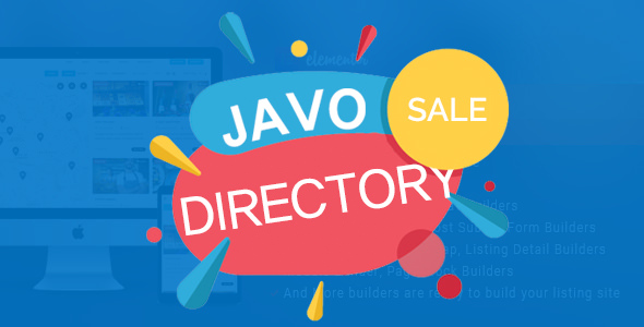 Javo Directory v4.0.2 – WordPress Theme