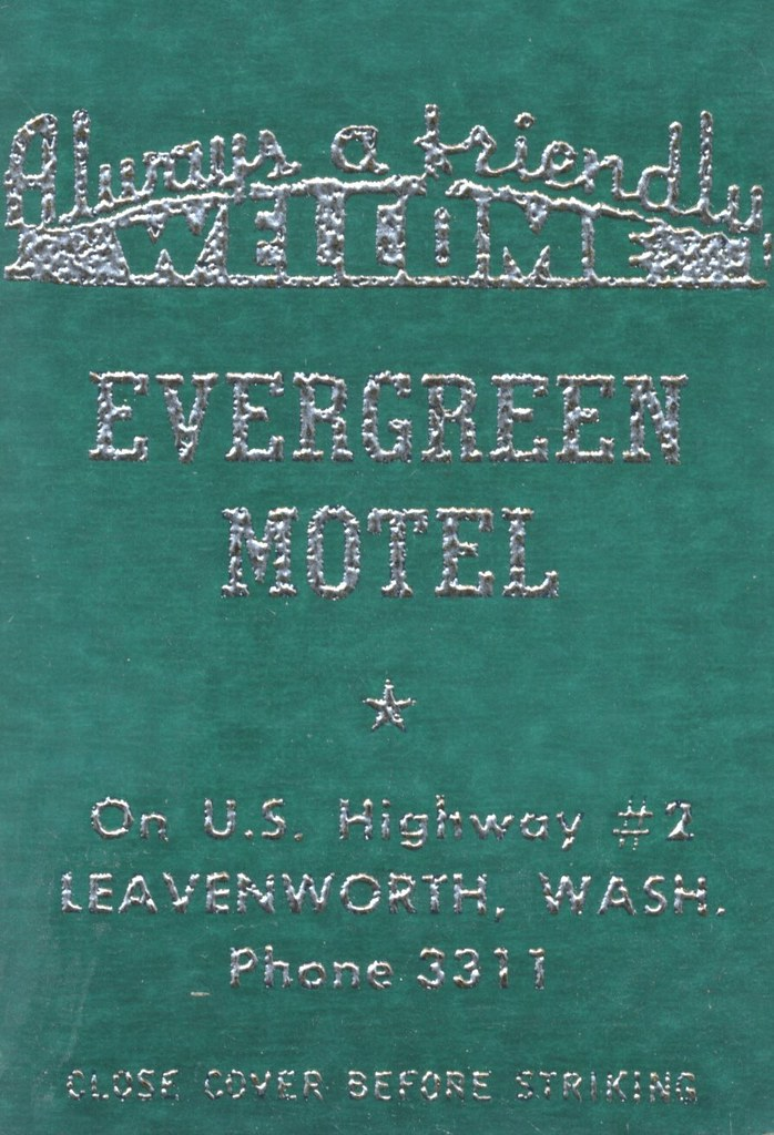 Evergreen Motel - Leavenworth, Washington