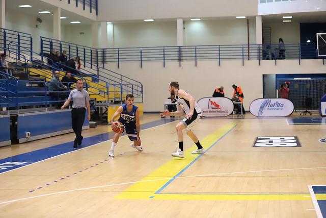 JORNADA 14    Club Melilla Baloncesto - Retabet Bilbao Basket