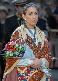 Fiestas del Pilar 2018 - Ofrenda de Flores