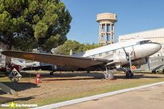 T3-36-721-9---20600---Spanish-Air-Force---Douglas-C-47B-Skytrain-DC-3---Madrid---181007---Steven-Gray---IMG_1471-watermarked