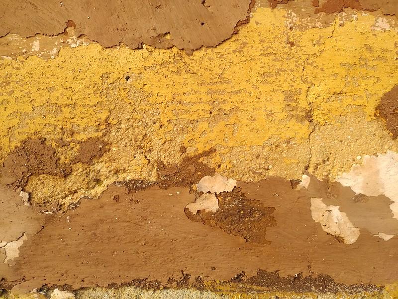 Orange Wall Texture #4