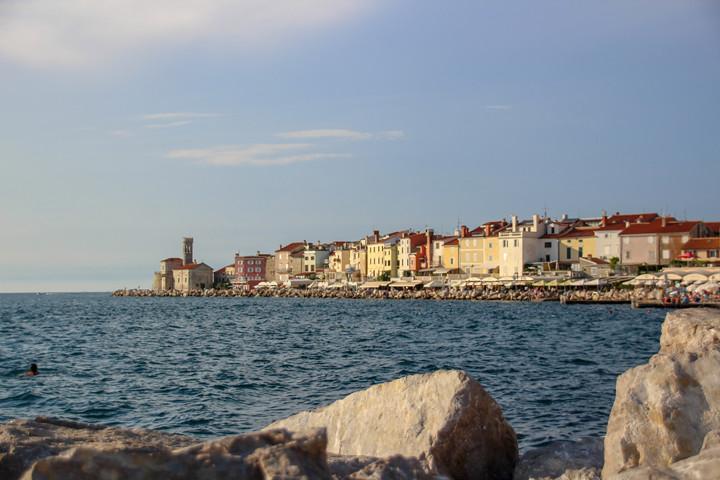 Sloveniëreis: tussenstop in Piran