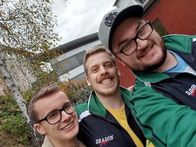 3. Kampftag Bezirksliga 2018