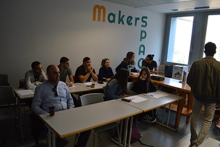 14 NOVEMBER 2018 - TAKE SHAPE: 3D PRINTING WORKSHOP
