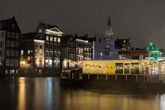 Damrak - Oude Kerk - Amsterdam