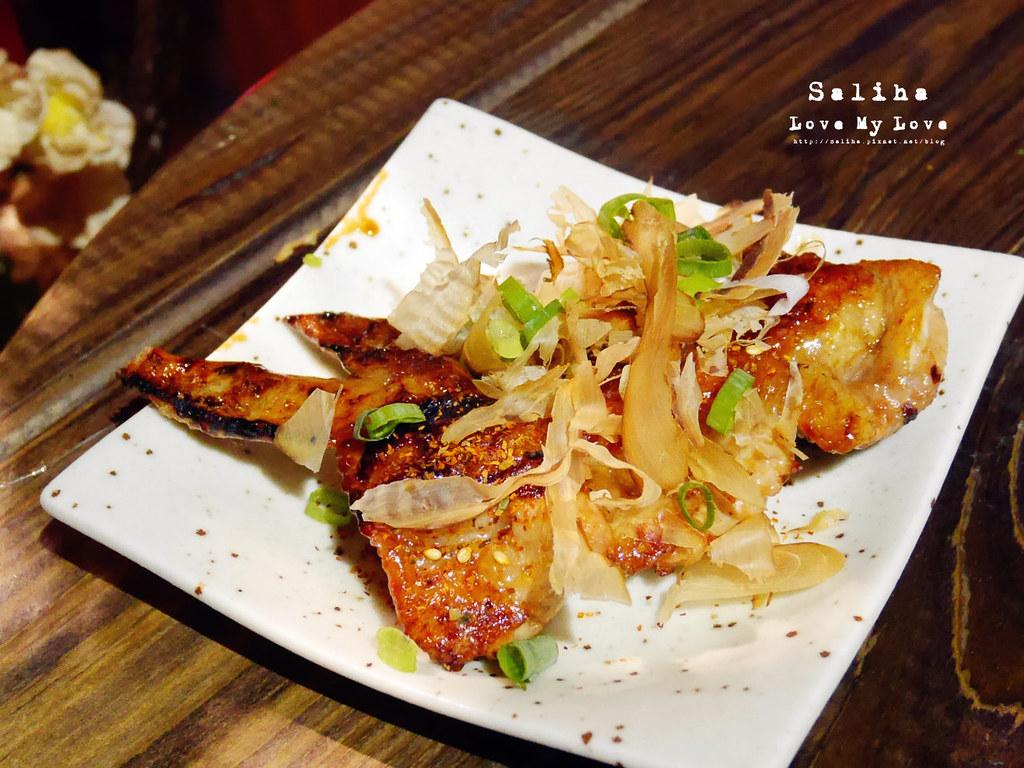 新北永和永安市場站附近好吃餐廳美食串燒居酒屋推薦燒鳥串道 (29)
