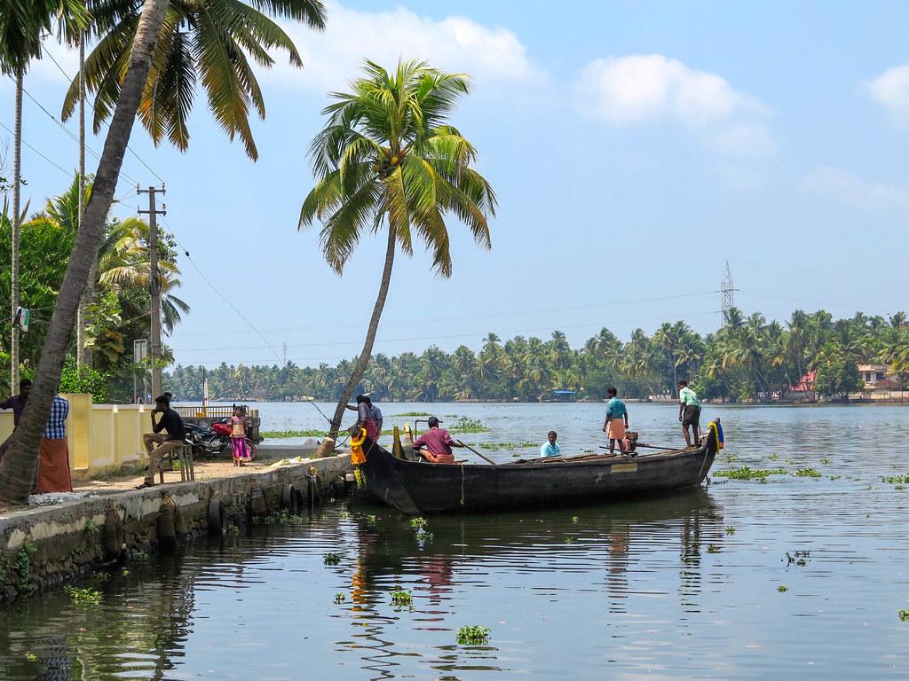 Rios en Kerala