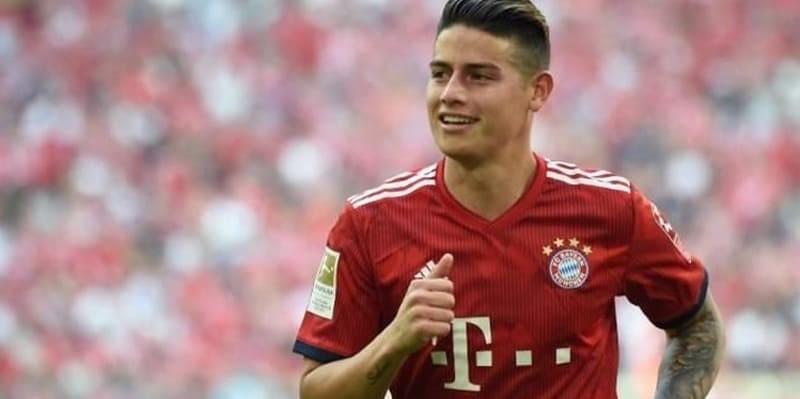 Kovac: James bermain untuk masa depan Bayern