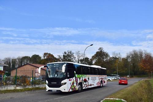 Tartas - Scania Interlink LD - 20/11/18