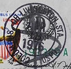 andy warhol postmark