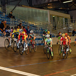 Piste Gent Waals kampioenschap Nieuwelingen 1-12-2018