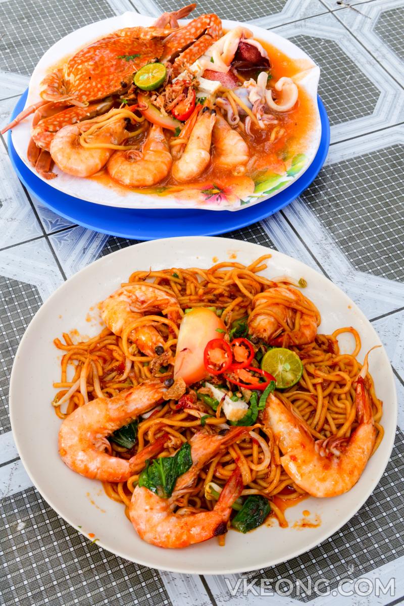 Mee-Seafood-Mee-Udang-Pak-Tam-Penang