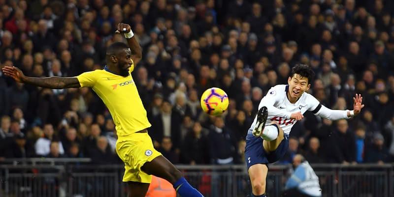 Rudiger: Chelsea pantas dipukuli oleh Tottenham