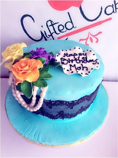 Cake by Gifted Cakes & Confectionery