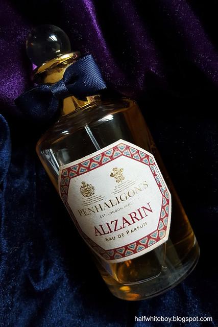 halfwhiteboy - Penhaligon's Alizarin EDP