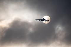 RAF Marham's Tornado 3-Tail Flight - 22.01.2019
