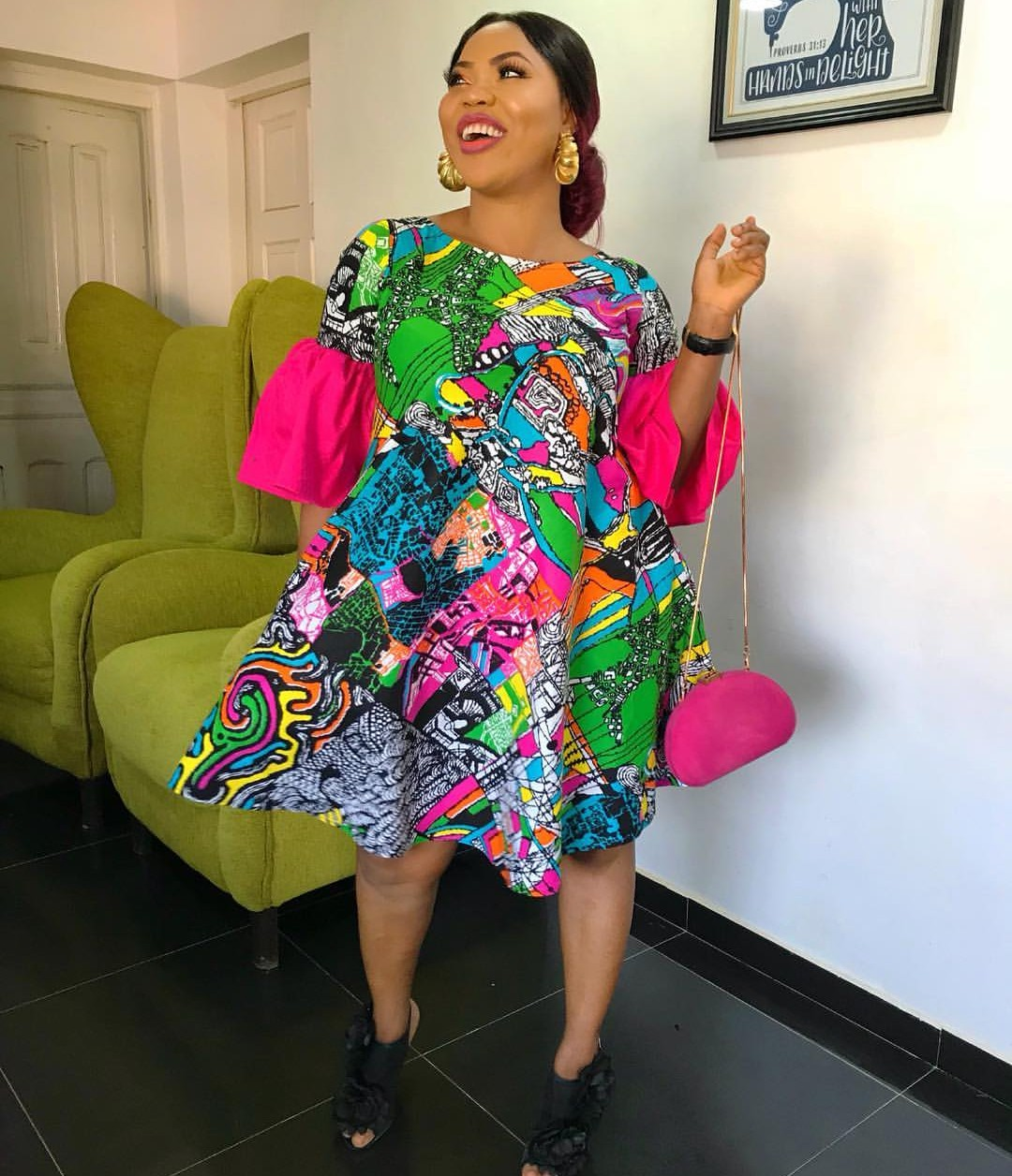 BEAUTIFUL ANKARA STYLES 2020 SUITABLE FOR YOUR EVENTS! 3