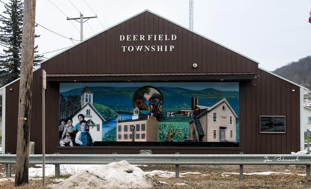 Deerfield Building-Tioga County