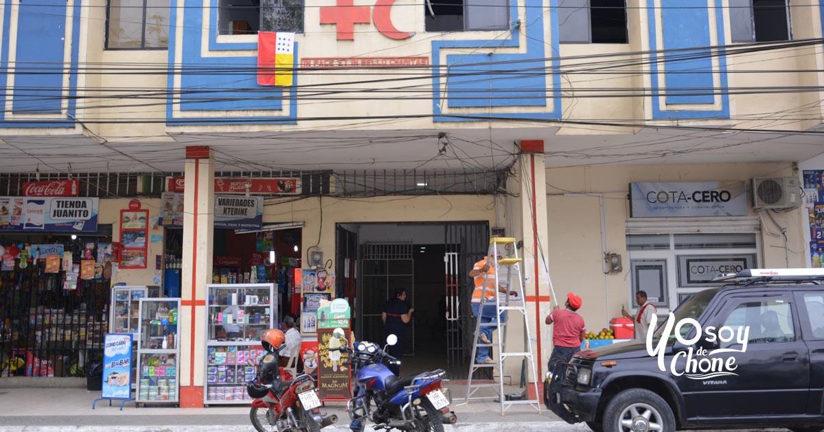 Cruz Roja captará sangre en Chone