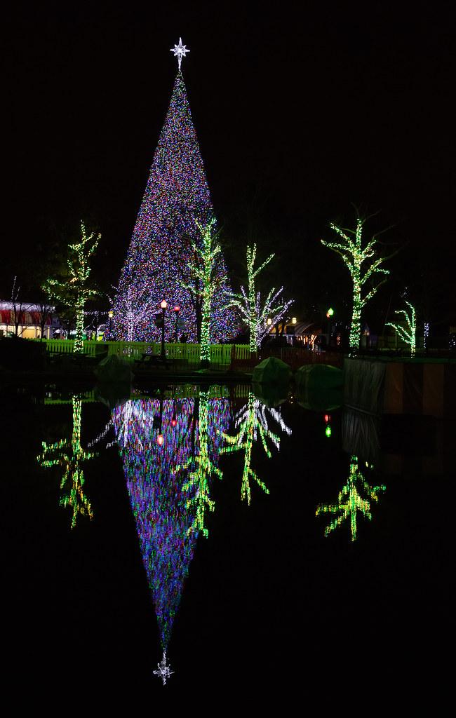 Christmas Lights In Pa.Kennywood Park Christmas Lights Pittsburgh Pa