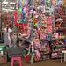 Dans le marché  de Quatre-Bornes