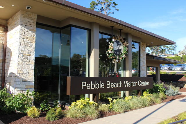 Pebble Beach Visitors Center