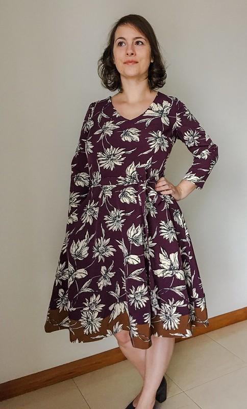 089d926a68 Vestido Kimberly   A Kimberly dress review – Uma crafter Portuguesa ...