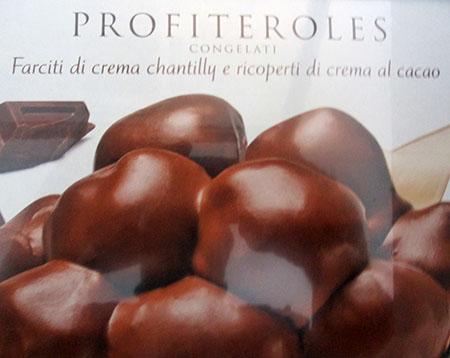 FRANCIA Profiteroles da 'profiter', Canon IXUS 160