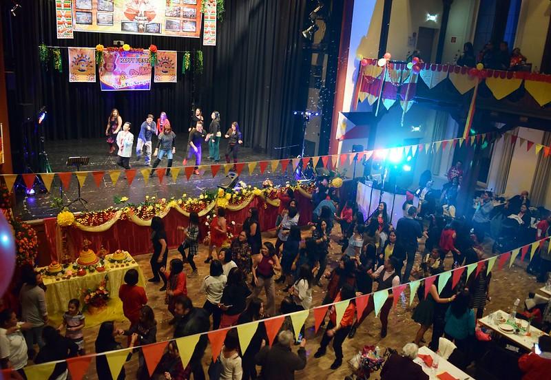Sinulog Festival in Germany 2