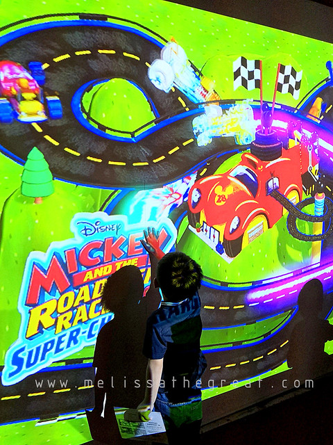 Mickey And The Roadster Racers Carnival Midvalley Megamall This