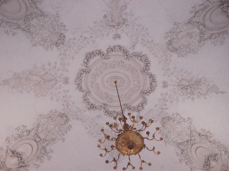 013-Большой зал (деталь)
