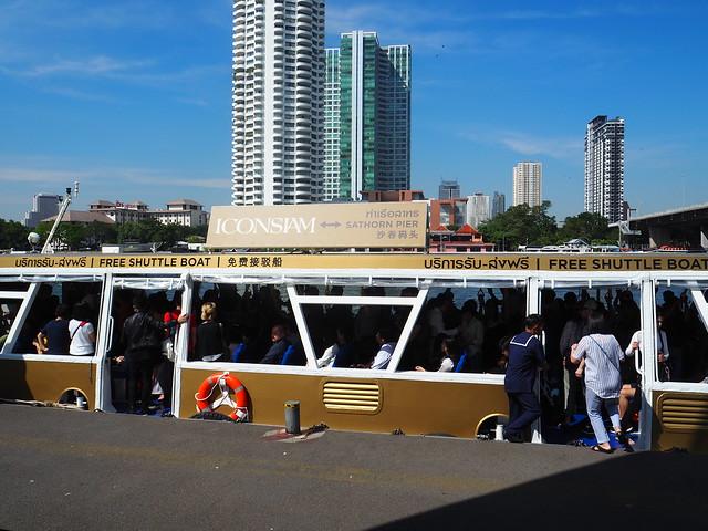 P1010242 アイコンサイアム(ICONSIAM) バンコク Bangkok thailand