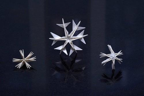 Origami Snowflake (Jared Needle)