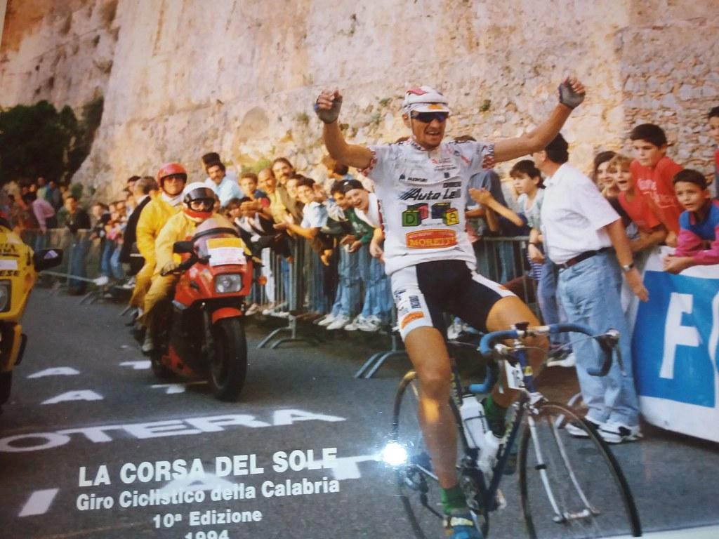 Vittoria 4 tappa Giro Ciclistico della Calabria