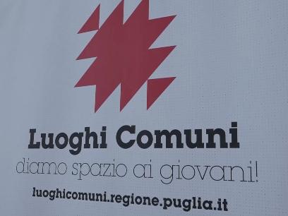 BANDO LUOGHI COMUNI PUGLIA