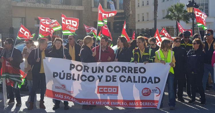 CCOO denuncia la realización en las elecciones de más de 10.000 horas extraordinarias sin cotizar