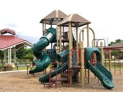 Schlather Park 4 minutes drive to the south of Cibolo Pediatric Dentistry