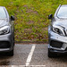 Mercedes-Benz A45 and GLA45 AMG