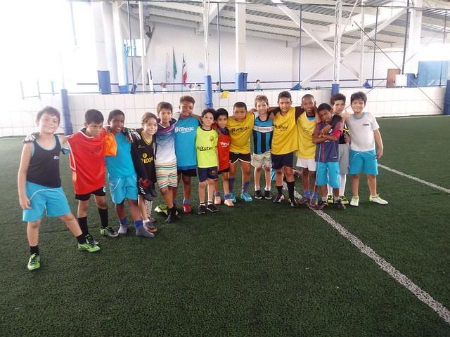Encerramento do Futsal Extra 2018