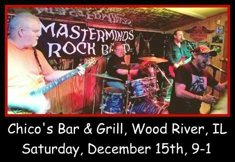 Masterminds Rock Band 12-15-18