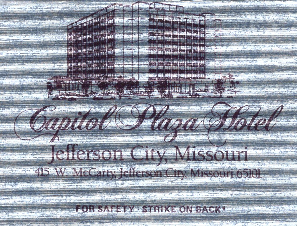 Capitol Plaza Hotel - Jefferson City, Missouri