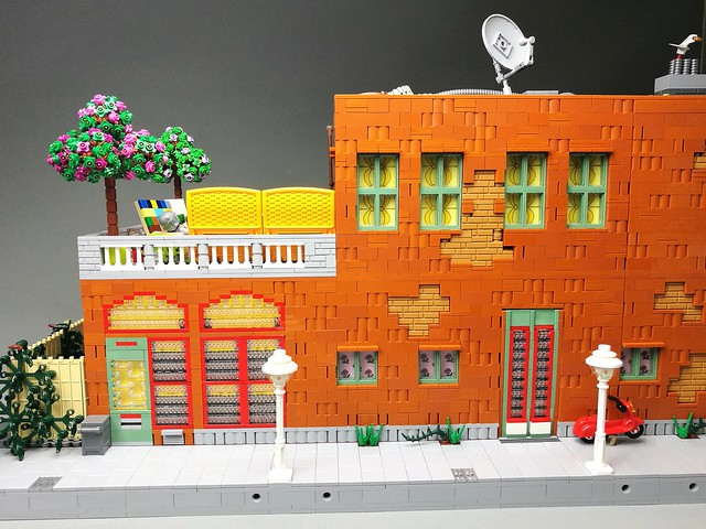 [MOC] Hickory Street Gallery