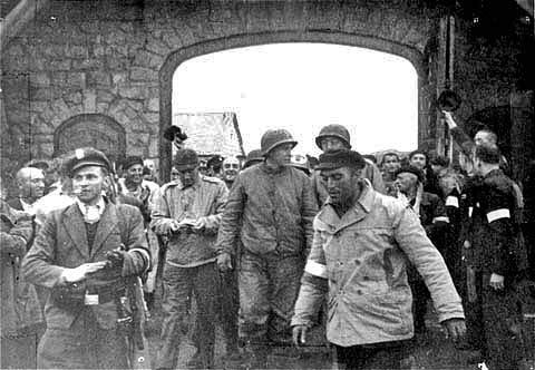 1945. Liberazione di Mathausen