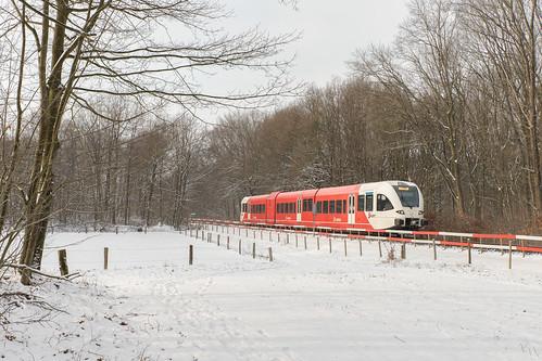 Arriva Spurt GTW 373.