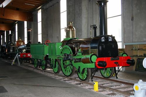 Lokomotive No 33 St Pierre, Citè du Train Mulhouse