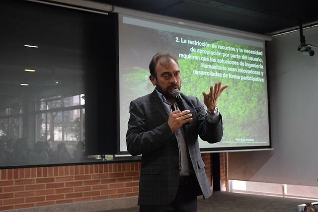 Foro: Ingeniería Humanitaria para el diseño interdisciplinario de soluciones socio-técnicas