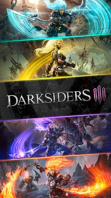 Darksiders 3 wallpaper