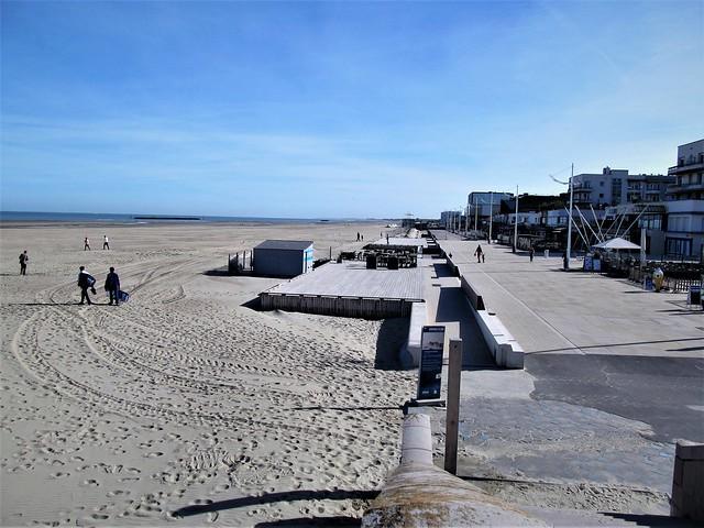 Promenade at Dunkirk.